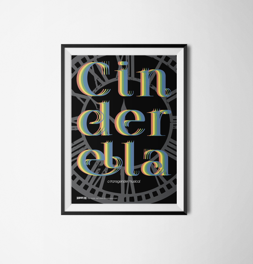 cinderella - mock-up