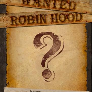 Formgivare för Wanted Robin Hood