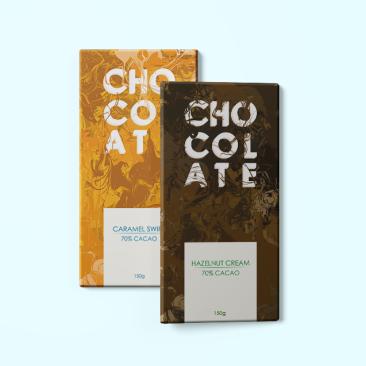 Chokladförpackning